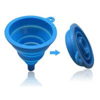 Wholesale Filter Tool Silicone Rubber Funnel,Dropping Funnel,Cooking Funnel Any Customized Color from china suppliers
