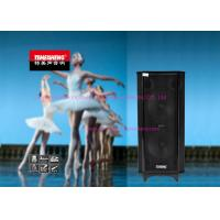 """Wholesale Doulbe 10"""" DJ Party Portable Trolley Speakers / Bluetooth Powered PA Speakers from china suppliers"""