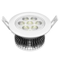 Wholesale high power led recessed downlight 7w led downlight 7w led ceilling light from china suppliers