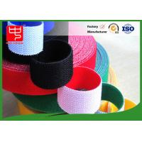 Wholesale Wide 50mm double sided sticky hook and loop tape , super strength hook and loop different colors from china suppliers