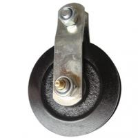 """Buy cheap 3-1/2"""" Cast Iron Pulley with Bearing from wholesalers"""
