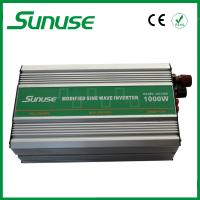 Wholesale Modified Sine Wave Power Inverter 1000w Peak Power 2000w DC to AC 24v to 220v from china suppliers