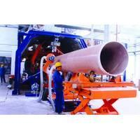 Wholesale CFW 300-2600 Continuous GRP pipe winding production line from china suppliers