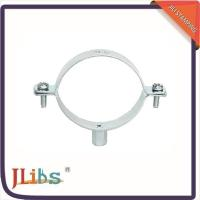 Buy cheap Welding Carben Steel Pipe Clamp Fittings Flat Type Suspension Structure from wholesalers