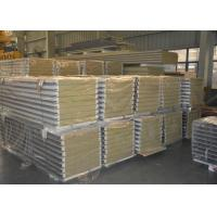 Wholesale Rock wool board sealed with hidden screw sandwich panel for warehouse from china suppliers