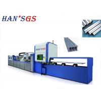Wholesale 1000w Metal Tube Laser Cutting Machine with High - precision Rack and Linear Rails from china suppliers
