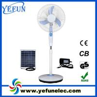 Wholesale Solar DC Fan YF-16L(Blue)/(Black) from china suppliers