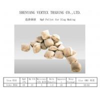 Quality MgO Pellet for Slag Making for sale