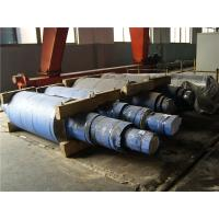 Wholesale 80Cr2MoV High Polished Corrugated Iron Rollers  Diameter 250 - 700mm  To Straightening Metal Bar from china suppliers