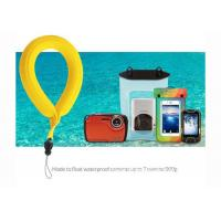 Wholesale Yellow Floating Camera Mount 1 - Pack Float Strap for All Waterproof Cameras from china suppliers