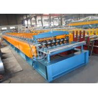 Wholesale Lifetime Service Metal Floor Deck Roll Forming Machine with ISO 9001 from china suppliers