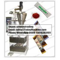 Wholesale vertical automatic coffee powder,washing powder,sugar packing machine from china suppliers