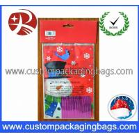 Wholesale Biodegradable Plastic Party Treat Bags HDPE With Ties For Gift from china suppliers