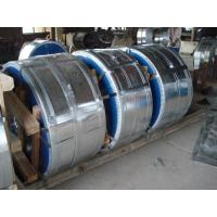 Wholesale Hot Rolled Electro Galvanized Steel , Galvanized Steel Strip Q195 from china suppliers