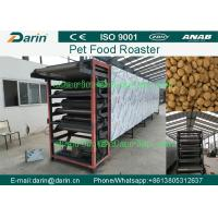 Wholesale 150-200kg/hr Pet Food Extruder Machine , fish feed extruder machine from china suppliers