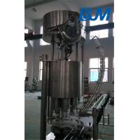 Wholesale 3000 - 6000 BPH Filling And Capping Machine For Water / Juice / Carbonated Drink from china suppliers