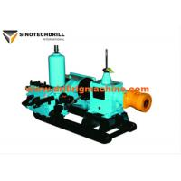 Wholesale Single Acting Piston Drilling Mud Pump For Drilling Rig Machine Small Volume Light Weight from china suppliers
