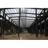 Wholesale New Design Prefabricated High Rise Steel Structure Building For Sale from china suppliers