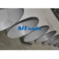 Wholesale ASTM A312 TP304L / 1.4306 Stainless Steel Seamless Pipe , Oil Industry round steel tubing from china suppliers