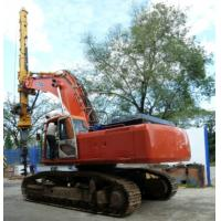 Wholesale 50 KN.M Max Torque Micro Rotary Driling Rig , 24 M Drilling Depth Earth Boring Machine TYSIM KR50A from china suppliers