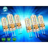 Wholesale Small G4 LED Bulb SMD2835 SMD3014 , LED G4 3 Watt 12V Bulb 3000k 6000k from china suppliers