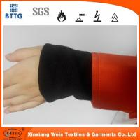 Wholesale EN11612 Modacrylic/cotton FR Ribbing used for clothing cuffs from china suppliers