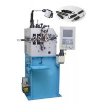 Wholesale Spring Coiling Machine Automatic Oiling 0.85 kw Wire Feed Axis Servo Motor from china suppliers