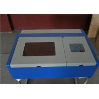 Wholesale AC 110-220v 50/60HZ CO2 Laser Engraving Cutting Machine Mini Laser Cutter For Glass from china suppliers