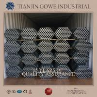 Wholesale GI hot dipped galvanized steel pipe factory and professional construction from china suppliers