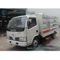 Wholesale 4x2 Dongfeng Sanitation Truck , 5000L 2000KG Street Cleaner Truck from china suppliers