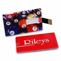 Wholesale Customize Business Card Size Paper Usb Webkey 128mb - 2gb Storage Capacity from china suppliers
