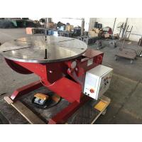 Wholesale Welding Rotating Table 1 Tonne Welding Positioners Remote Hand Control Box from china suppliers