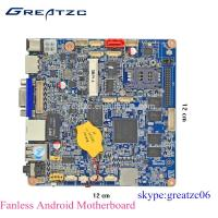 Wholesale Nano ITX Fanless Android CPU Onboard Motherboard With WIFI / Bluetooth from china suppliers
