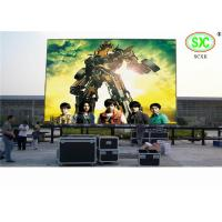 Wholesale Commercial Clear P10 Full Color LED Wall Curtain For Advertising, Advertisement Led Screen from china suppliers