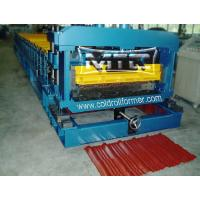 Wholesale Roof Step Tile Roll Forming Machine from china suppliers