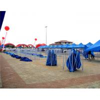 Wholesale Commercial 10 x 10 Folding Beach Gazebo Tent Fair Shelter Pop Up Event Tents from china suppliers