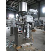 Wholesale Granular Sesame / Sugar Pellet Bagger , Small Pouch Bag Filling Machine from china suppliers