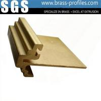 Wholesale Architectural Brass Profiles C2680 Copper Extrusions Alloy Frame from china suppliers
