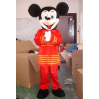 Wholesale Hand made new year mickey mouse disney  mascot costumes for paradise from china suppliers