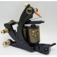 Wholesale Novelty Handmade Tattoo Machine 10 Wraps For Professional Master 110 - 240V from china suppliers