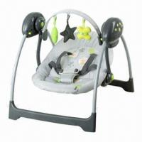 China Automatic swing with lively music, offering top relax for baby on sale