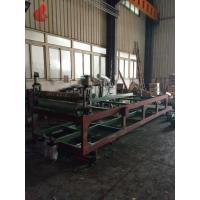 PLC Control Drill Hole Rolls PVC Calender Machine With High Temperature Resistance Bearing