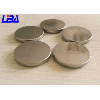 Wholesale LiMnO2 Cr2032 Coin Cell Battery , 20 * 3.2mm 3 Volt Lithium Battery 240mAh from china suppliers