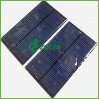 Wholesale Low voltage PET laminated 6V 300mA PET Solar Panel UV Protected from china suppliers