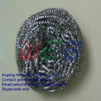 Buy cheap Stainless steel flat wire for making cleaning ball from wholesalers
