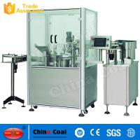 Buy cheap High Quality Full Automatic Perfume More   Accurately Filling Capping Machine from wholesalers