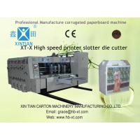 Buy cheap Automatic Corrugated Box Making Machines With Auto-Zeroing from wholesalers
