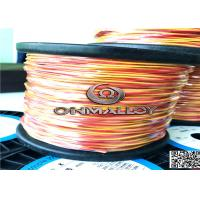 Wholesale 0.711mm Type K Thermocouple Cable With double fiberglass insulated up to 450 degree from china suppliers