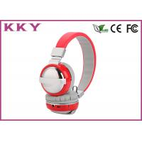 Wholesale Portable Bluetooth Headphone Wireless Bluetooth Headset with FM Radio for Smartphone from china suppliers