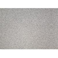 Carpet Grain Loose Lay PVC Vinyl Flooring Tile / Textured Vinyl Flooring
